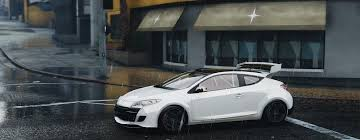 renault megane renault megane rs add on gta5 mods com