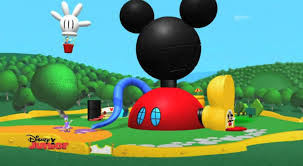 mickey mouse clubhouse opening credits