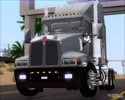 t600 kenworth custom t600 ivf for gta san andreas