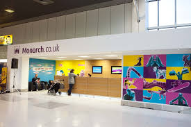 Ticket Desk Monarch Introduces Airport Customer Experience Hosts Taylor