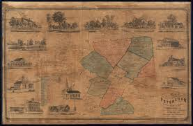 Massachusetts Town Map by Map Of The Town Of Petersham Worcester County Massachusetts