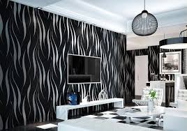 wallpaper for livingroom room wallpaper black