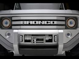 ford bronco concept 2004 ford bronco concept grille 1280x960 wallpaper