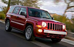 jeep patriot reviews 2009 suv review 2009 jeep patriot driving