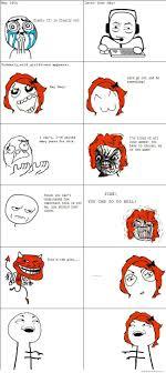 Rage Girl Meme - diablo 3 rage comic diablo 3 pinterest diablo and comic