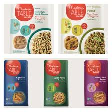 Modern Table Meals by New Flavors From Modern Table Mom And More