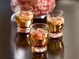 bloody brain shooter recipe hgtv