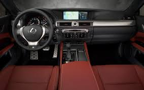 sporty lexus 4 door 2013 lexus gs first drive motor trend