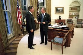 oval office tour tom ridge u2013 u s presidential history