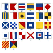 List Of Flags Personalized Nautical Flag Coasters Set Of 4 National