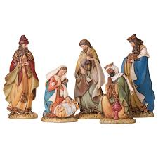 decor 3 nativity sets for sale for cool