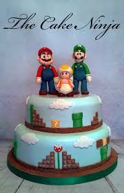 mario cake toppers how to make mario cake topper tutorial
