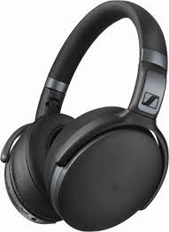 black friday headphones sennheiser sennheiser hd 4 40 wireless over the ear headphones black hd 4 40