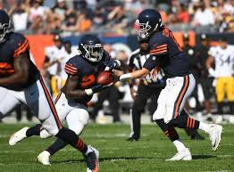 will chicago bears passing attack improve against packers