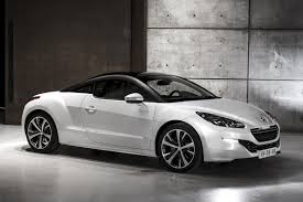 peugeot 2 seater car rcz used cars cyprus