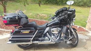 2009 harley davidson electra glide cvo ultra classic motorcycles