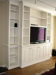 Diy Built In Cabinets by Downright Simple This Is My Diy Built In Wall Unit Made For 60