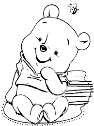 baby disney coloring pages free printablebaby disney coloring pages