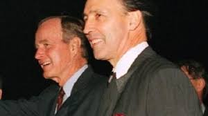 George Bush Cabinet Cabinet Papers 1992 93 Keating Questioned Future Of Us Alliance