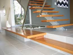 Stairs Designs For Home Spectacular Wooden Stepladder Natural Veneer As Inspiring Simple