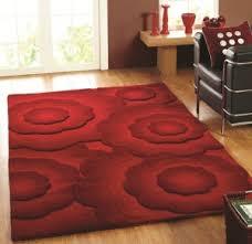 tappeto moderno rosso tappeti in tinta unita per arredare www webtappetiblog it