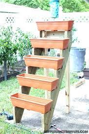 planter box designs stand up planter box design plans peters art