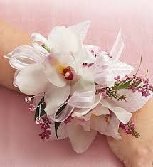 white orchid corsage orchid corsage