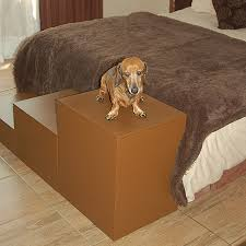 doggie steps for bed home dzine home diy make doggie steps