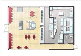 fast food restaurant floor plan by restaurant consultants home