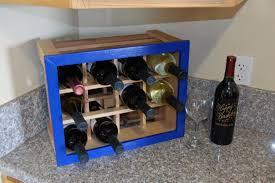accessories fetching grey metal san diego wine racks as furniture