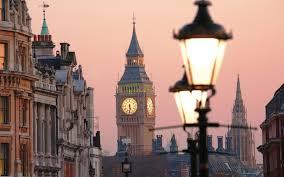 London Clock Tower by Big Ben Clock Tower Close Up Wallpaper