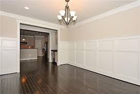 Wainscoting In Dining Room Choosing The Right Trim Package For Your New Home Ndi