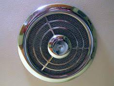 vintage nutone kitchen wall exhaust fan vintage retro nutone model 18h8 kitchen bath exhaust fan with
