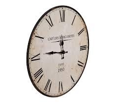 Grande Horloge Murale Pas Cher by Horloge Murale à Poser Et Pendule Pas Cher But Fr