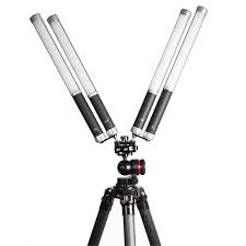 westcott ice light 2 bic1 double ball head arca swiss style and lightstand mount with 1