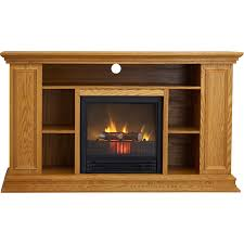 home decor creative oak electric fireplace tv stand cool home