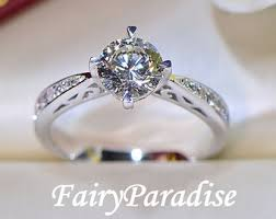 made engagement rings made engagement promise rings by fairyparadise