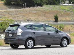 lexus ct or toyota prius 2012 toyota prius v wagon hybrid success more to be built