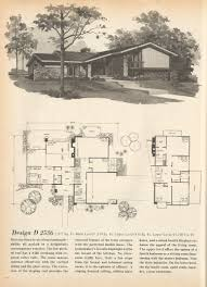 vintage house plans mid century homes 1970s homes vintage