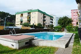 2 bedroom apartment torremolinos center terrace southwest facing