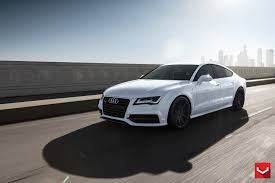 audi a7 slammed photo collection audi a7 tuning vossen