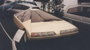 citroen concept cars concept we forgot 1980 citroën karin