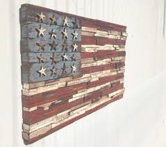 flag decorations for home project ideas vintage american flag wall also decor home