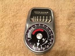 film camera light meter weston master iii film universal exposure meter camera light meter