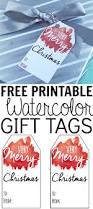 free printable watercolor gift tags u2013 craftbnb