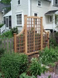 lattices fencing and lattice garden on pinterest 27 garden trellis