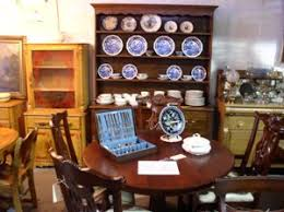 A Real Find Antiques Carroll County MD Antique Mahogany Wood - Antique dining room furniture