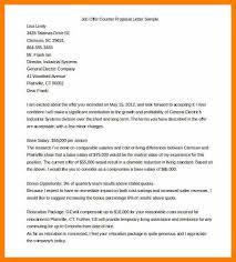job proposal template business proposal templates examples