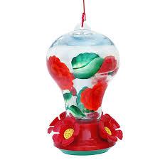 Jewel Box Window Hummingbird Feeder Shop Hummingbird Feeders At Lowes Com