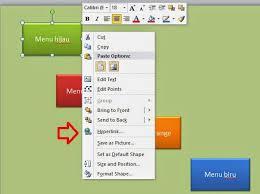 cara membuat power point kelas dunia tutorial cara membuat tombol menu navigasi power point dengan